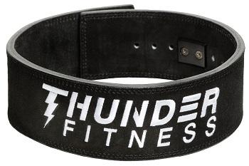 Det bästa bältet är från Thunder Fitness